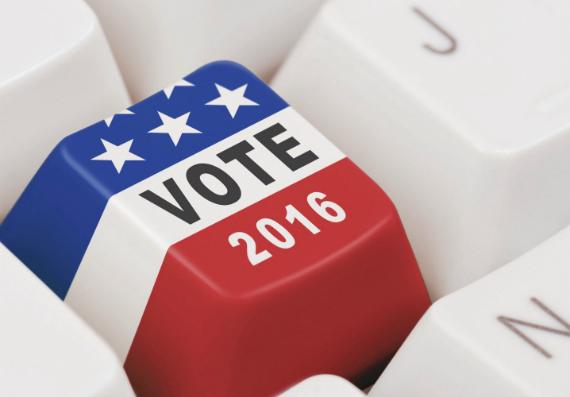 social media elections