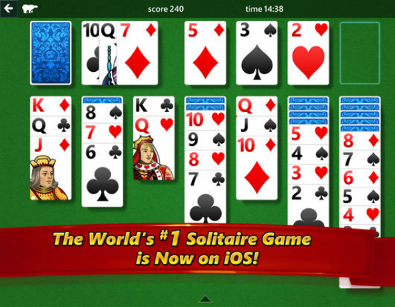 solitaire ios android