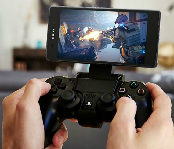 sony mobile gaming
