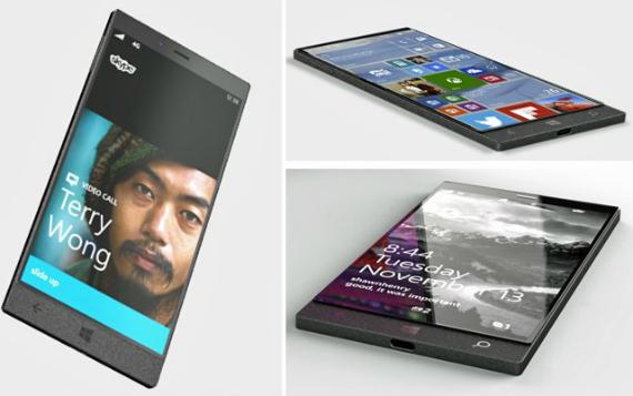 windows 10 smartphone leak