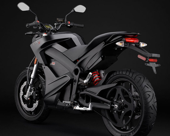 zero motorcycles 2017 electric bike