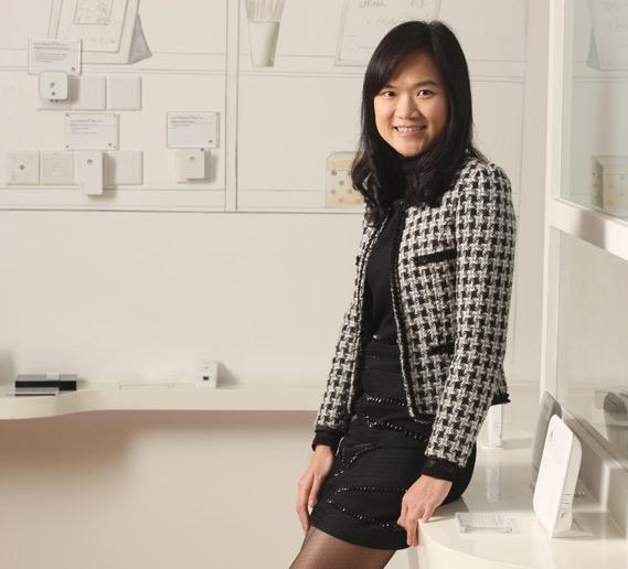 Ada Hu Huawei PR