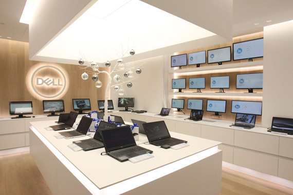 dell exclusive store the mal athens
