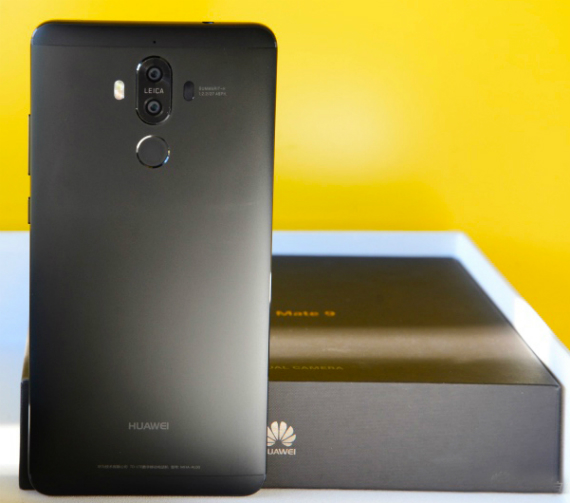 Huawei Mate 9 obsidian black