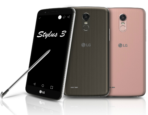 lg stylus 3 official