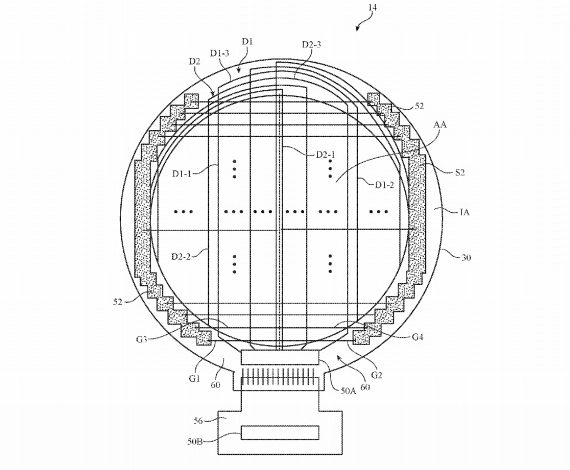 apple patent circular watch