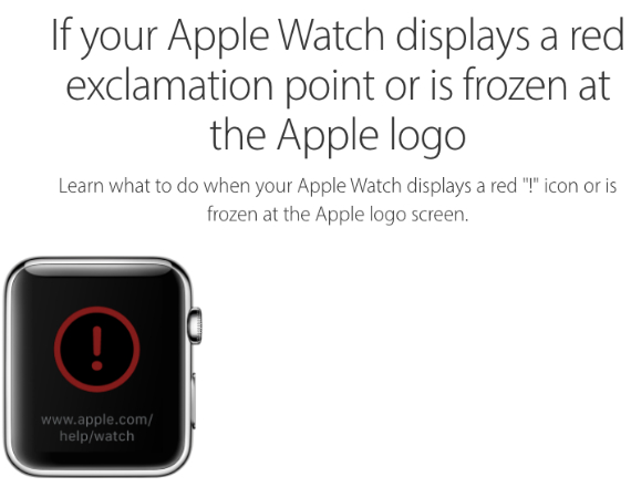 apple watch bricκ