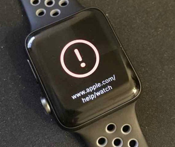 apple watch bricκ