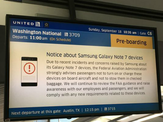 note 7 airport