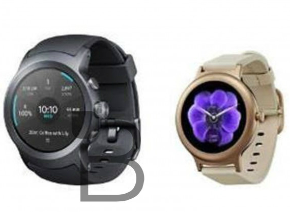 LG watch sport style
