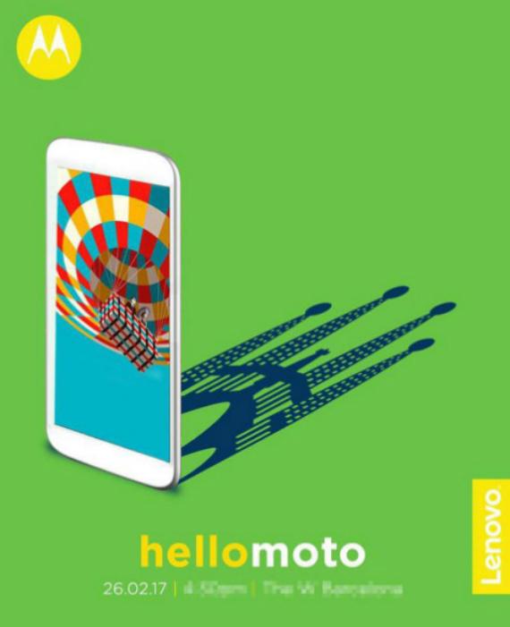 Lenovo Moto MWC 2017