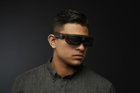 qualcomm odg r-8 r-9 smartglasses