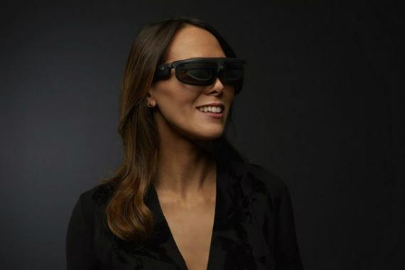 qualcomm odg r-8 r-9 smartglasses