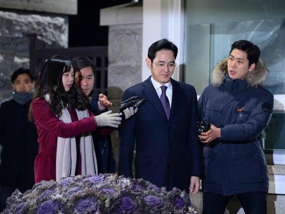 Samsung Jay Y Lee free
