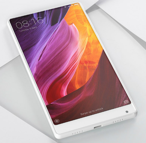 Xiaomi Mi Mix white