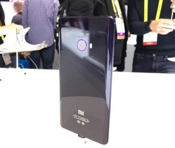Xiaomi Mi Note 2 purple