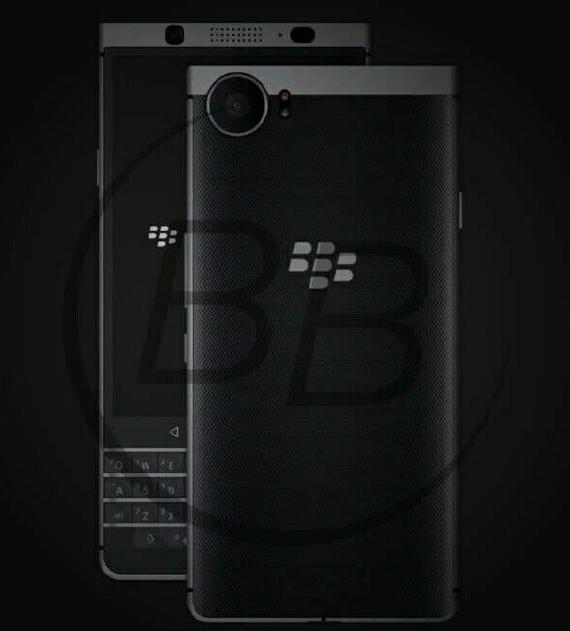 blackberry mercury render