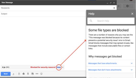 gmail jaavscript