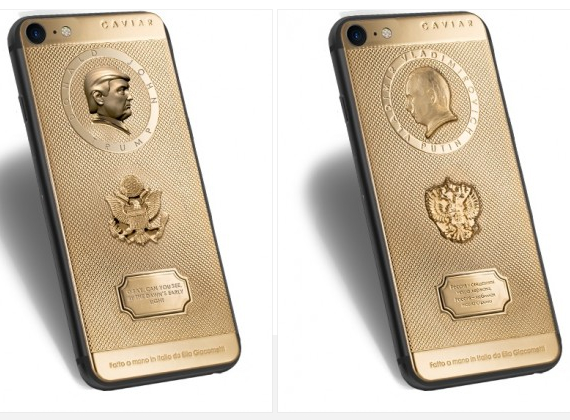 iphone 7 trump