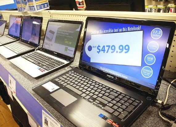 Σε πτώση για 5η συνεχόμενη χρονιά η αγορά των PC