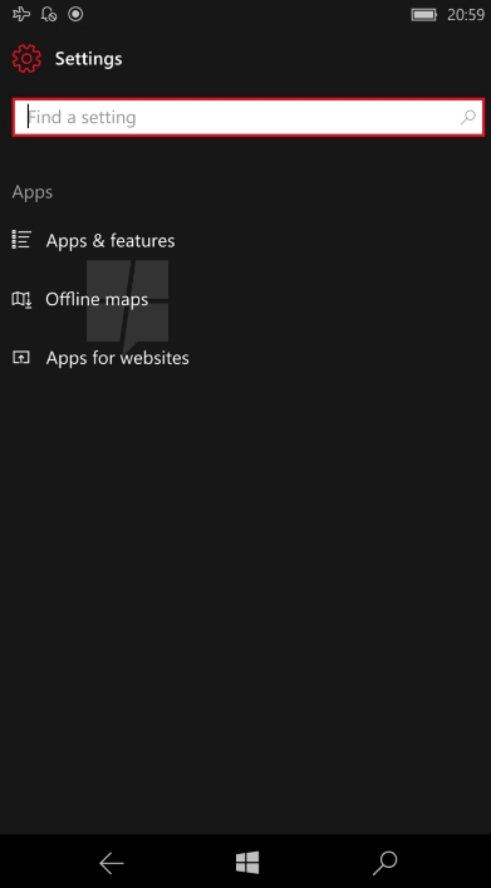 w10 features