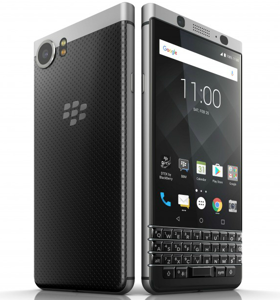 BlackBerry KeyOne official