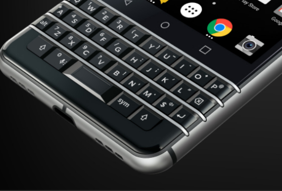 BlackBerry KeyOne official