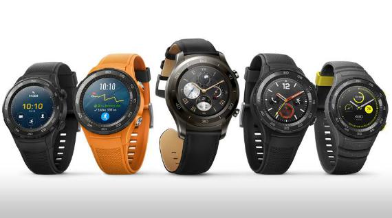 Huawei Watch 2 official