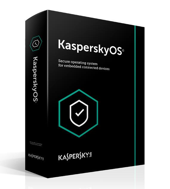 Kaspersky OS: Λειτουργικό σύστημα για server και IoT