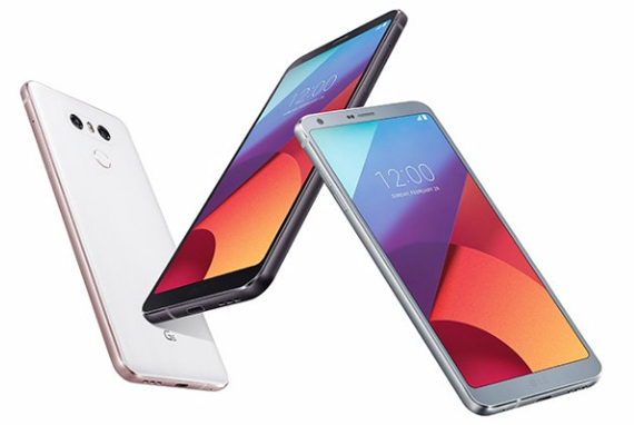 LG G6 official