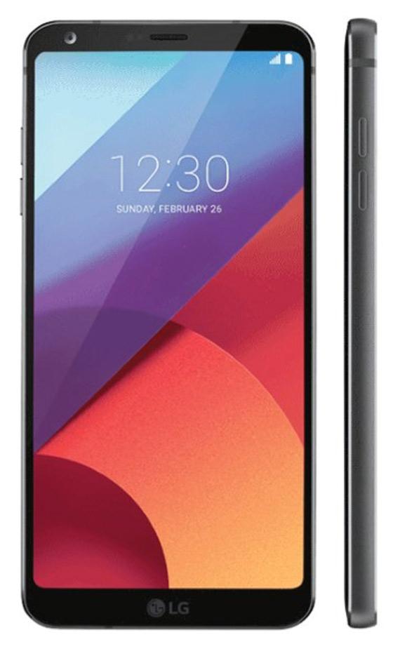 LG G6 renders