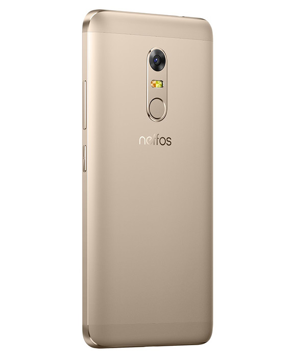 Neffos X1 Max- old back