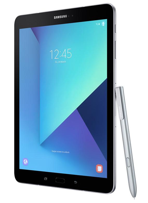 Samsung Galaxy Tab S4 & Tab S3