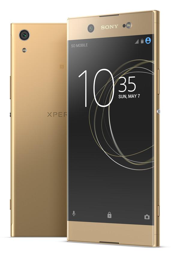 Sony Xperia XA1 Ultra gold