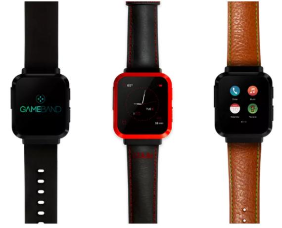 gameband atari smartwatch