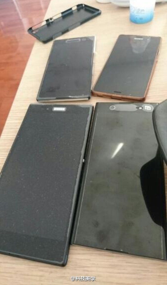 sony xperia leaked photos