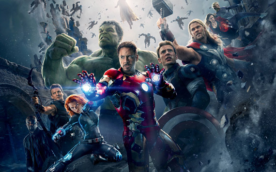 COSMOTE TV Avengers Age Of Ultron