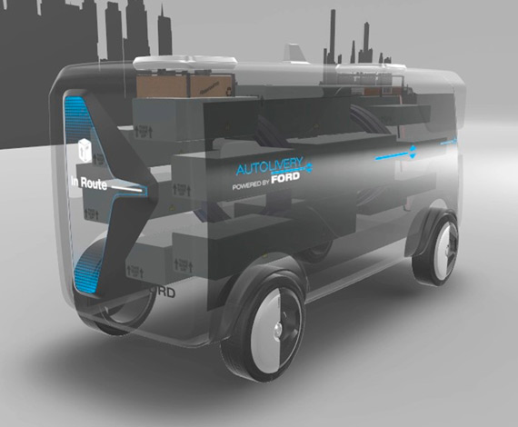 Ford Autodelivery