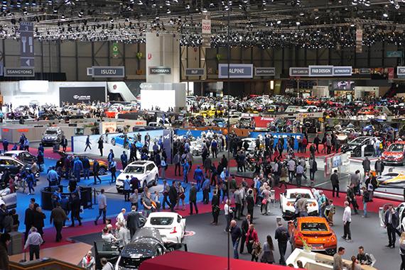 Geneve International Motor Show 2017