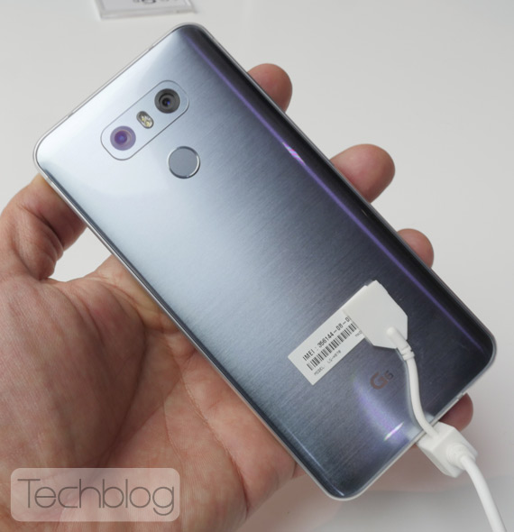 LG G6- ands-on Techblog