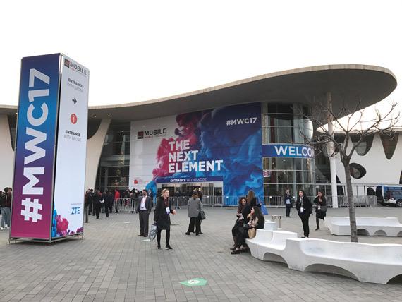MWC 2017 Techblog