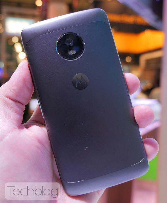 Moto G5 hands-on