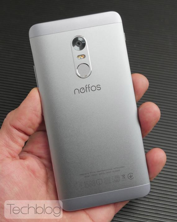 Neffos X1 hands-on Techblog