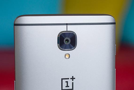 OnePlus 3 camera tilt