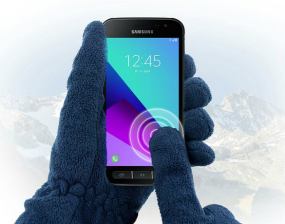 Samsung Galaxy Xcover 4 official