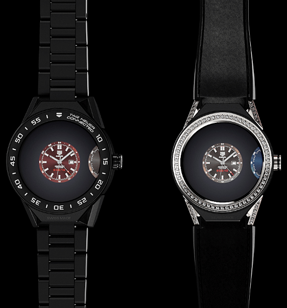 TAG Heuer Connected Modular smartwatch