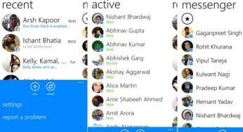 Εφαρμογή γνωριμιών για τα Windows Phone