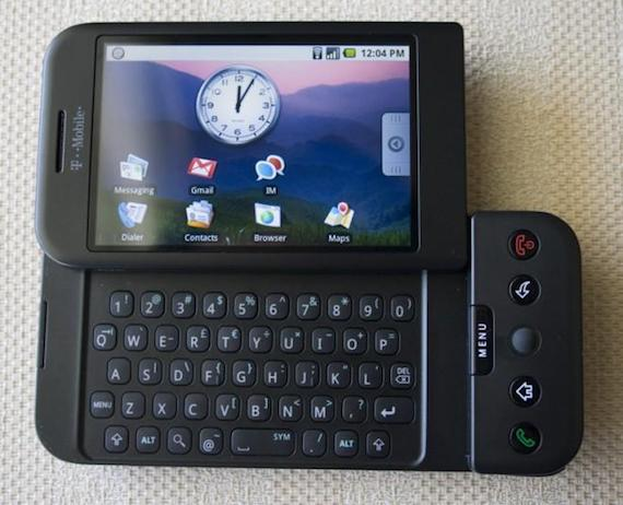 first android phone