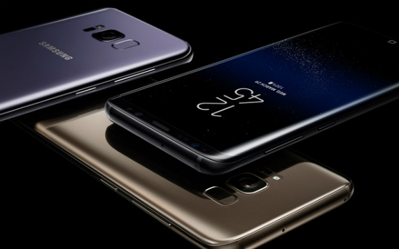 galaxy s8 official
