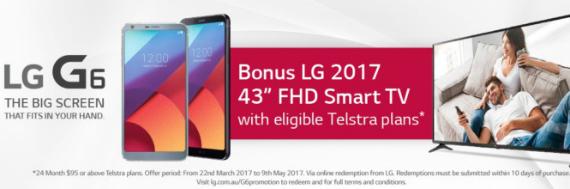 lg g6 smart tv